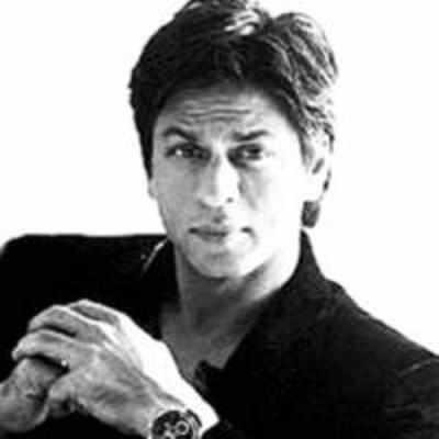 Shah Rukh Khan, the artist