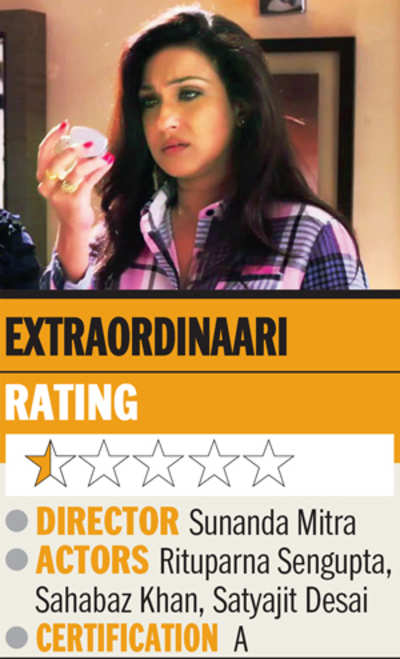 Film review: Extraordinaari