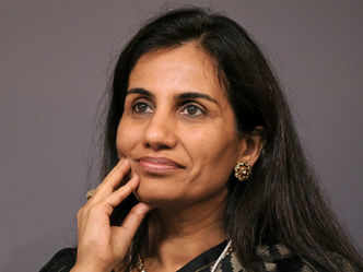 Videocon loan case: Former ICICI Bank CEO Chanda Kochhar booked