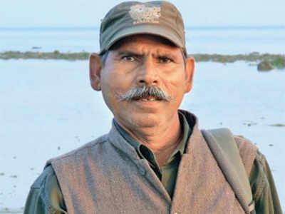 Flock music: Bharatpur's birdman