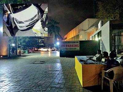 Elite club's valet parking not safe?
