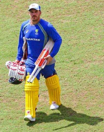 India vs Australia series 2017: Aaron Finch aggravates calf injury ahead of first ODI