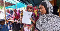 Assam: Over 1 lakh names excluded from draft NRC list