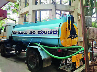 Do you know what is inside your water tanker? Take a look