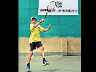 Five upsets at Jr Ranking  Tennis Tournament