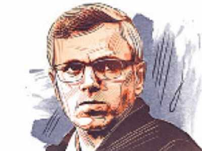First photo of Omar Abdullah, still under detention, after 2G internet services restored in Kashmir