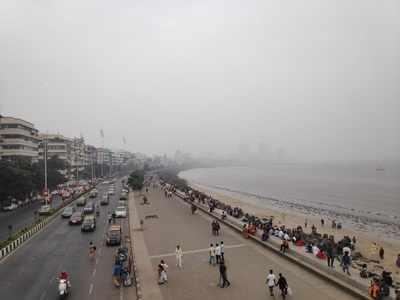 Weather update: Mumbai, adjoining suburbs witness unseasonal rains again