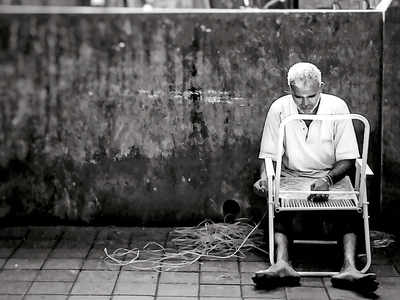 Mumbai Speaks: Street weaving