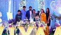 Tollywood attends Viyaan's birthday bash