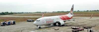 Woman pilot calls for emergency landing, saves 58