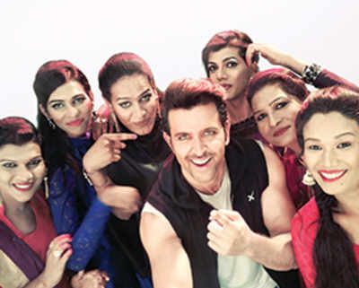 Another six-pack for Hrithik