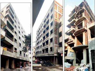63 illegal constructions... sprout in Kondhwa through lockdown
