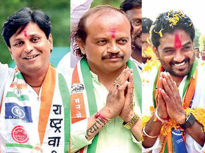 Three-way contest between Yogesh Tilekar, Chetan Tupe and Vasant More promises to be a clash of personalities at Hadapsar constituency