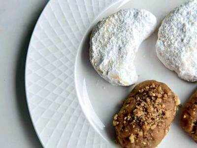 PLAN AHEAD: Snack on cookies