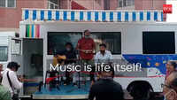 India's first Mobile music classroom launched by Delhi government