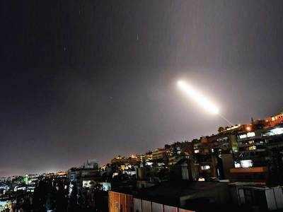 Syrian missile lands near Israel nuke site