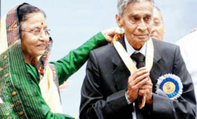 Adieu VK Murthy
