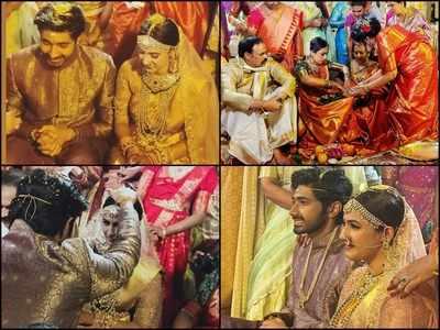 Niharika Konidela and Chaitanya VJ's Wedding: As it happened