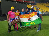 ICC World Cup: Bharat Army's 8000 fans from 22 countries to converge in UK