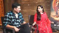 Mission Mangal: Akshay Kumar and Vidya Balan's exclusive interview
