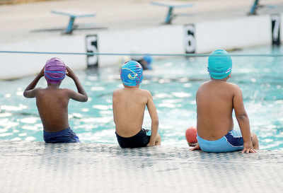Why swimmers are vulnerable to ear infections