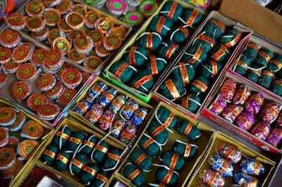 Firecracker sellers of Delhi see Diwali going up in smoke
