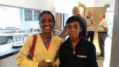 Chess: R Praggnanandhaa becomes 2nd youngest Grandmaster