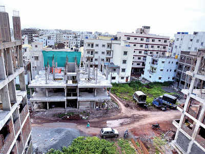3,000 buildings in Manjari built using 'fake' documents