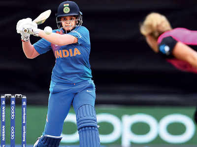 Women's Twenty20 World Cup: Shafali Verma dazzles as India prevail over New Zealand