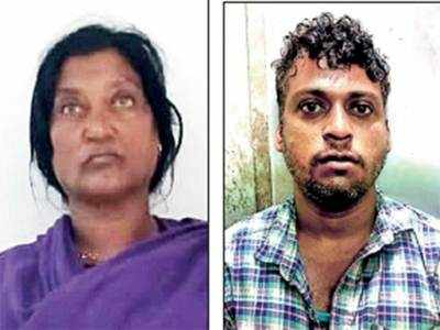 Main accused's three sons at large, one held