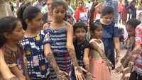 Gauri Vrat: Henna unites communities in Vadodara