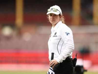 India vs Australia: Claire Polosak becomes first female match official in men's Test match