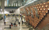 Delhi: Rs 34 lakh gold found in IGI airport washroom