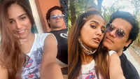Poonam Pandey reveals Sam Bombay once made her stay in a fish tank for hours