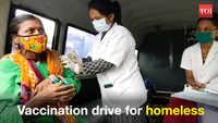Navi Mumbai: Vaccination drive for the homeless by NMMC