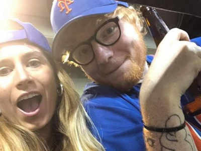 Ed Sheeran secretly married Cherry Seaborn last December