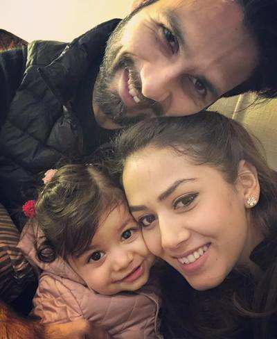 Misha turns 2: Shahid and Mira Kapoor celebrate their baby girl's birthday; Ishaan Khatter, Raveena Tandon and others join the celebrations