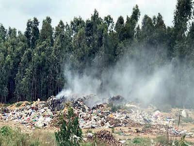 Medical waste burns bright at Muthanallur