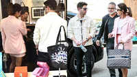 Priyanka Chopra and Nick Jonas go on shopping spree in Paris