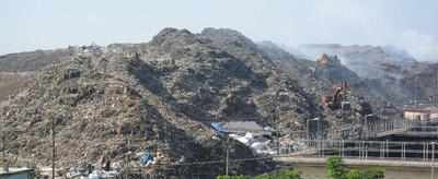 Kalyan: Four lakh to breathe easy with landfill closure