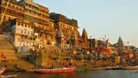 Some soul stirring music in Varanasi
