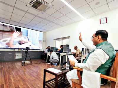 Covid-19 one up on Gujarat: 6 of 30 patients infected locally