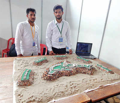 Civil engineer duo float plan to create a Dolphin Island in Goa