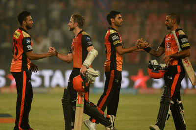 Highlights DD vs SRH: Shikhar Dhawan, Kane Williamson stole the show