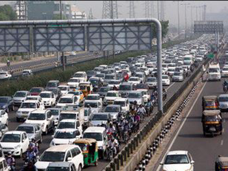 Report: Traffic congestion costs 4 major Indian cities Rs 1.5L cr a year