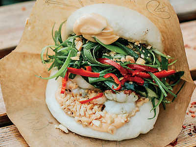 PLAN AHEAD: Make bao buns