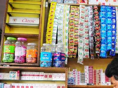 Gutka, tobacco products worth crores seized in Bhiwandi; two held