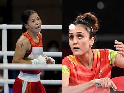 Tokyo Olympics 2021 Updates: Mary Kom, Manika Batra headline India's show