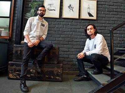 Aagam Mehta, Rahul Singh Yadav and Shakti Swarup Sahu introduce a new concept for Art lovers