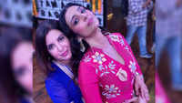 Friendship goals! Tabu, Farah Khan celebrate 30 years of bonding